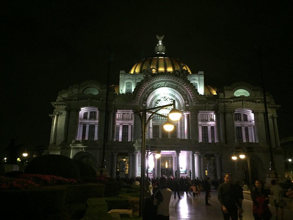 Palacio des Belles Artes