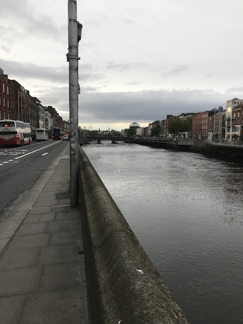 The River Liffy