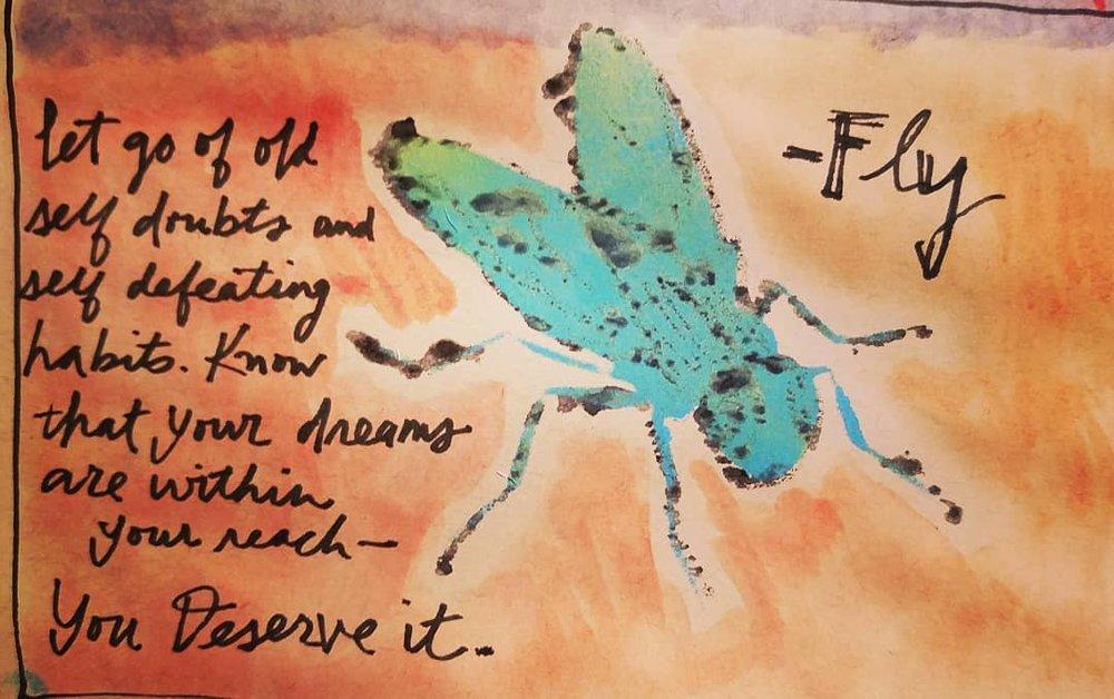 Fly Totem