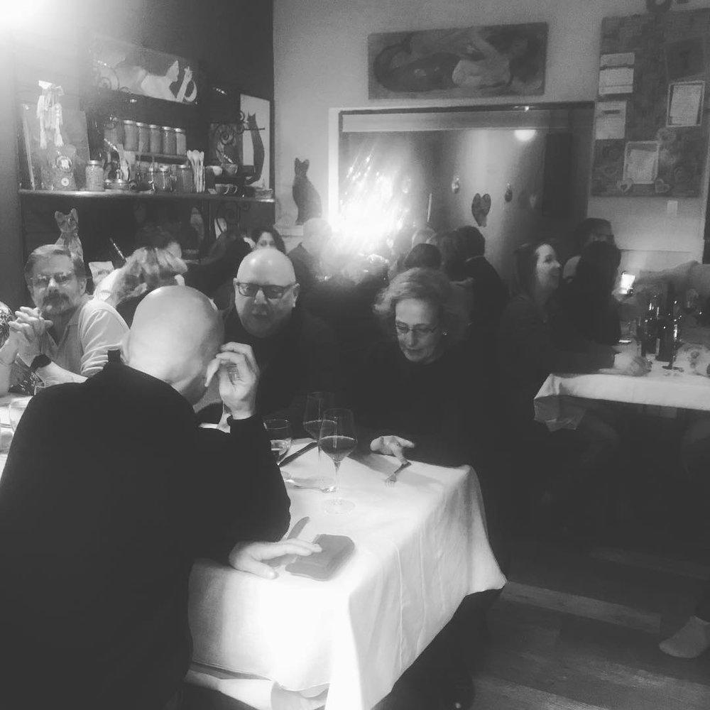 Black Cat Supper Club