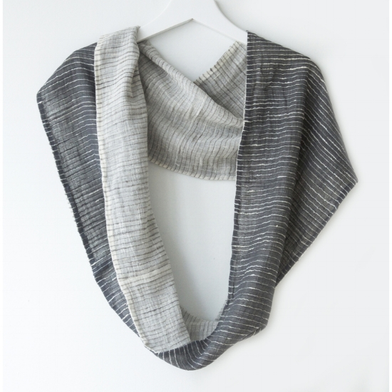 Cotton Scarf by Plume Collection