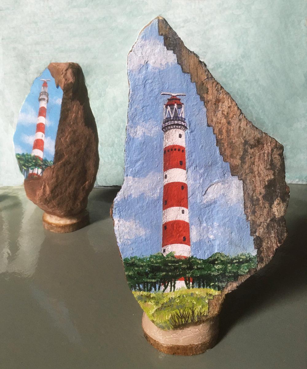 Souvenir 'Vuurtoren Ameland'