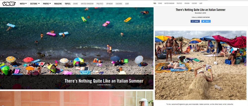 Vice_Italian Summer