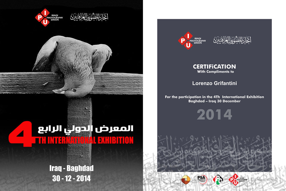 4th International Exibition in Baghdad