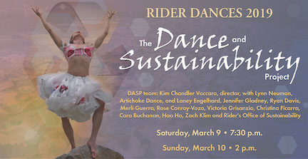 The Dance and Sustainability Project — Artichoke Dance Company