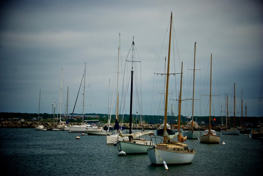Vineyard Haven Harbor 2013