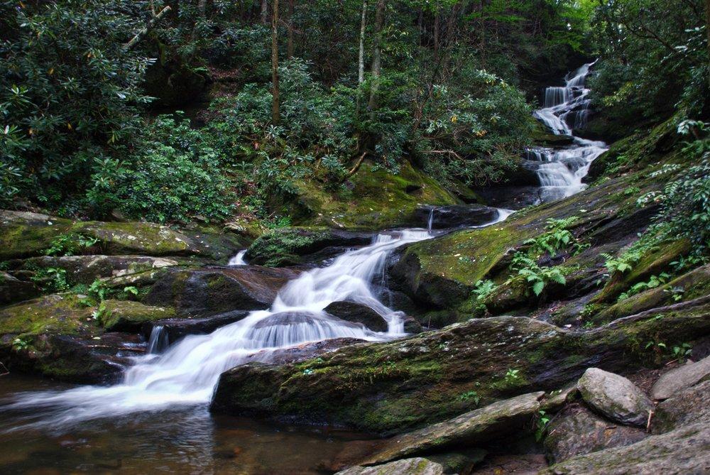 Roaring Fork Creek Falls