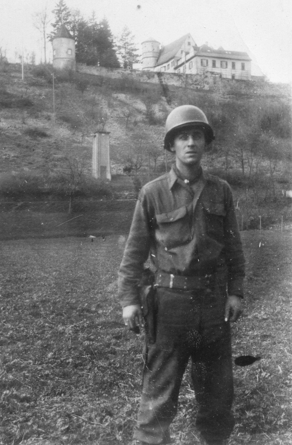 Harold Krull, 1945