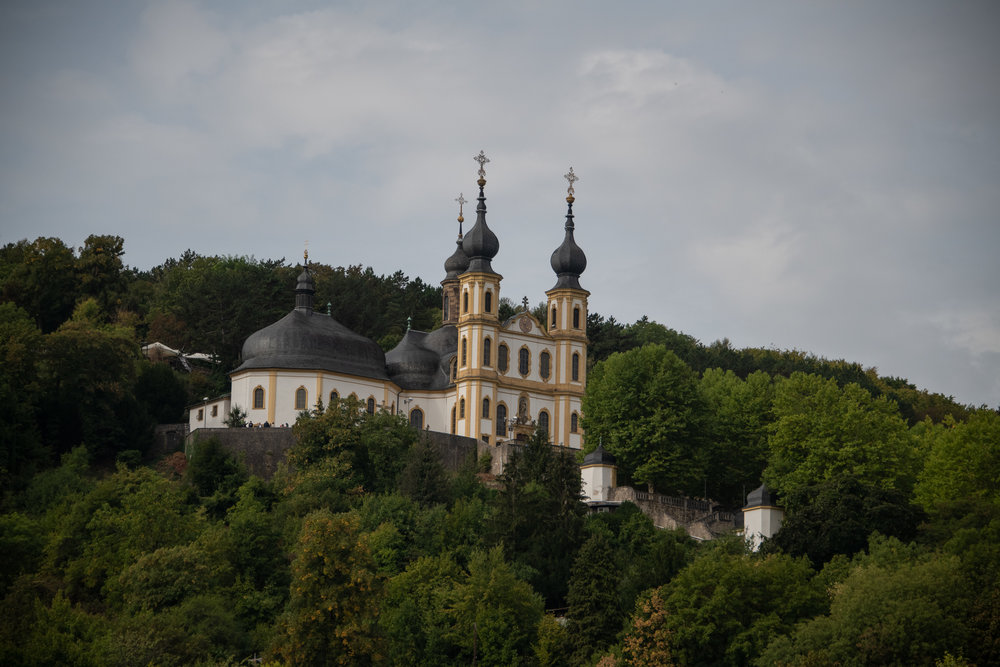 The Pilgrimage Church, Käpelle  in Würzburg