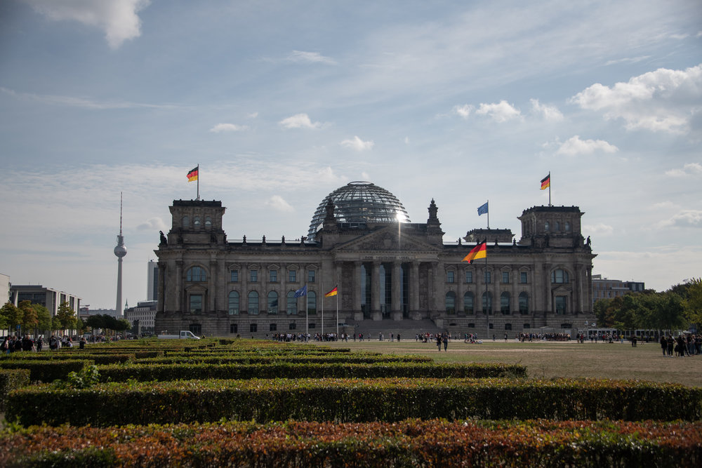 The Reichstag (Germany Parliament)
