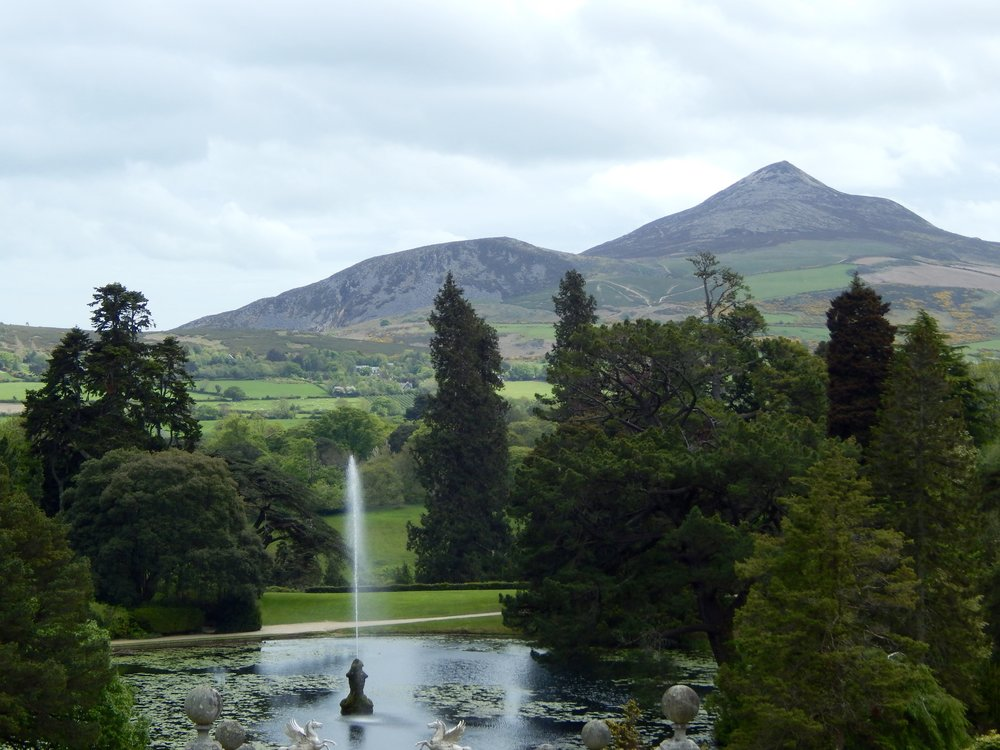 Powerscourt Fountain