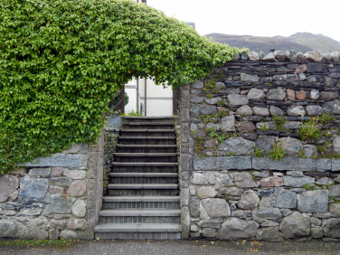 Ballachulish Hotel Stairs