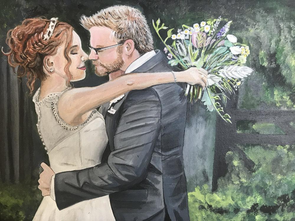 Weddingart