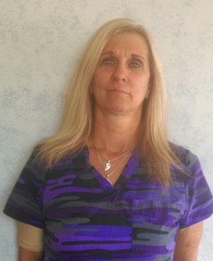 Sheri Frieze- Lead Veterinary Assistant