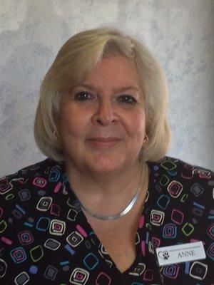 Anne Elliott - Lead Receptionist