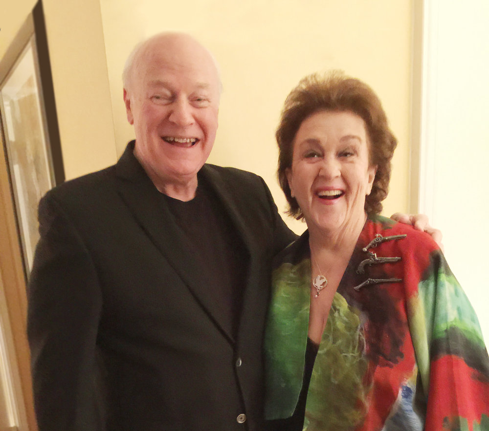 Sally and Michael Clark - Houston Chamber Choir is excited to honor long-time benefactors Sally Anderson Clark and Michael Clark.