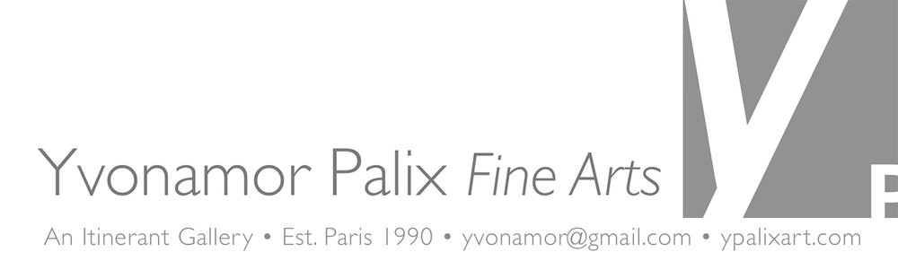 Visit Online For More Information About Yvonamor Palix Fine Arts