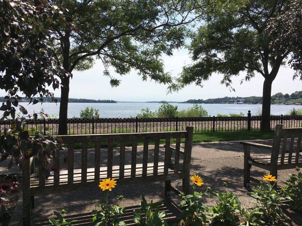 The beauty of Lake Minnetonka surrounds and inspires our clients and us.
