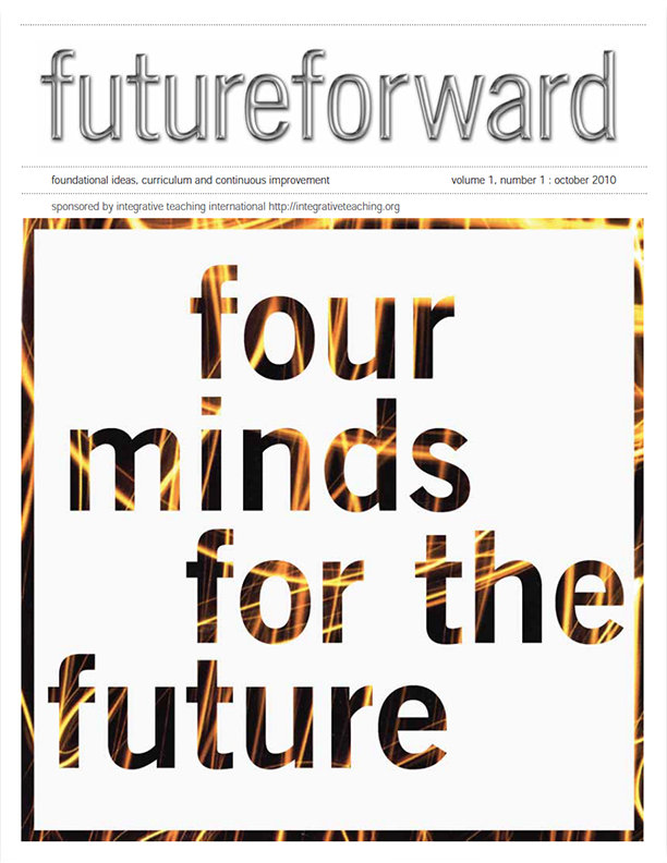 Four Minds For The Future Volume 1, Issue 1