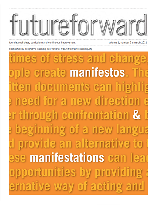 Manifestos & Manifestations   Volume 1, Issue 2