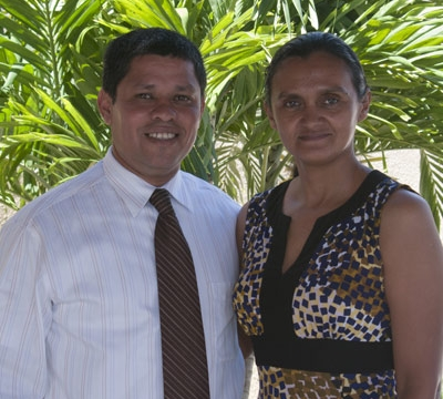 Jorge & Lucia Pacheco