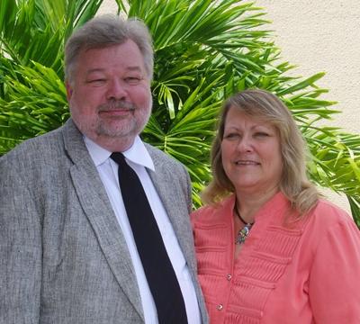 Jeff y Karen Hinson