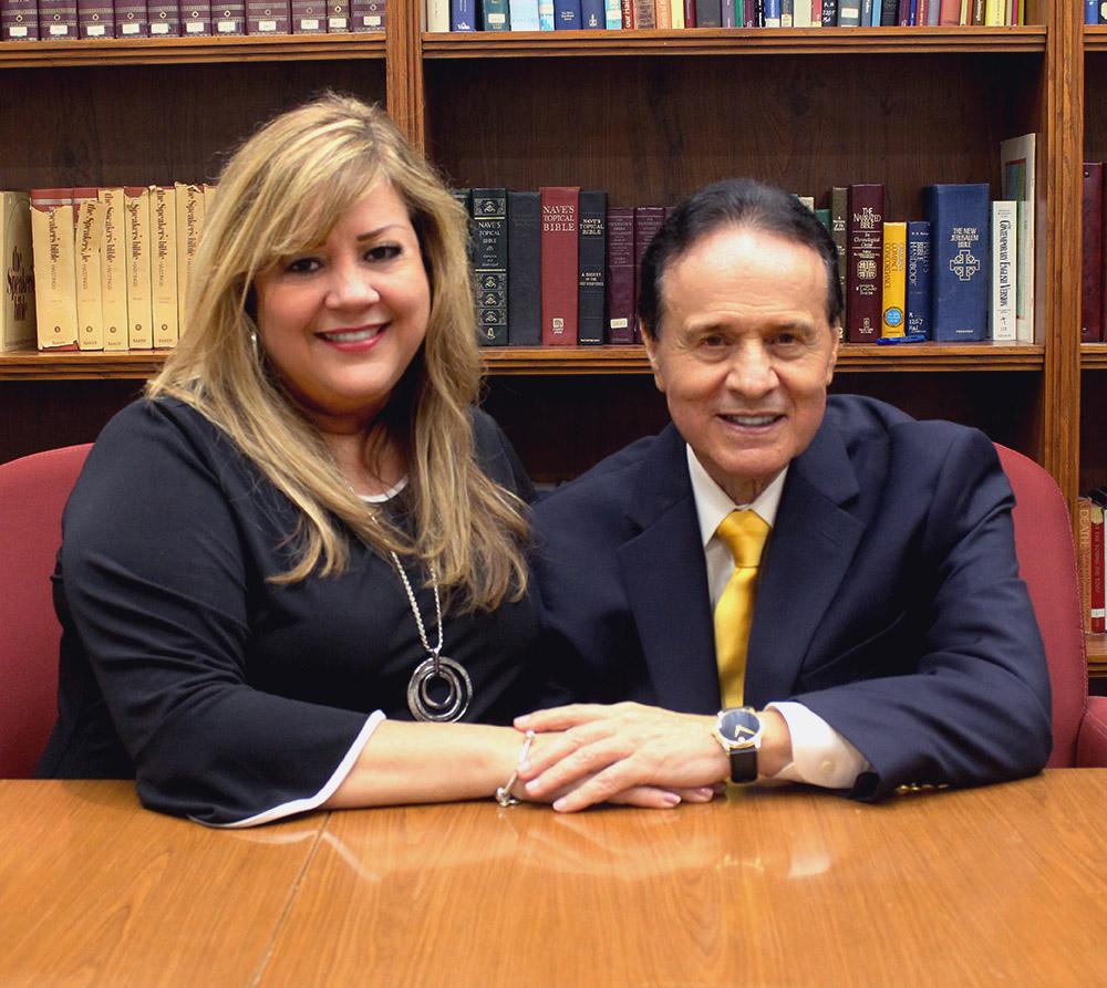 Pedro y Alicia Pardo