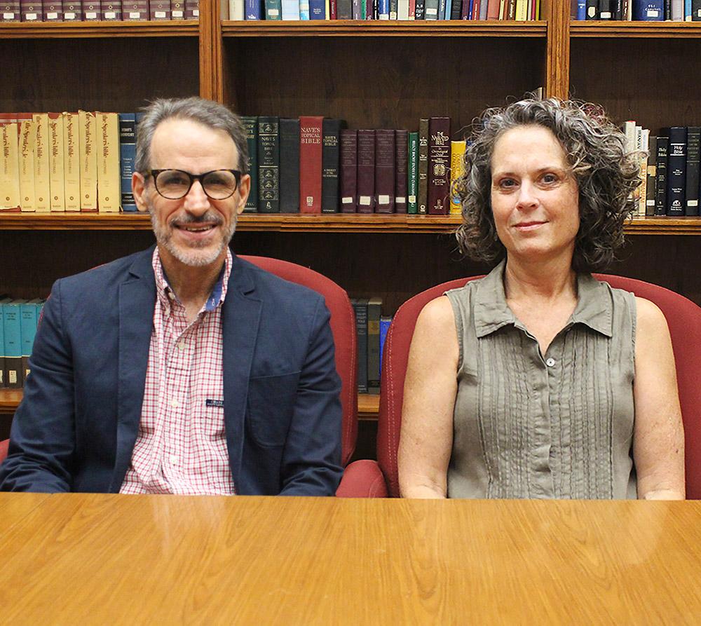 Paul y Debbie Schwiep
