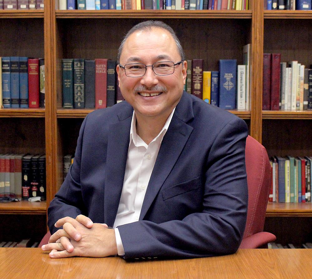 Jim Holway   Ministro Principal/Misionero en Residencia