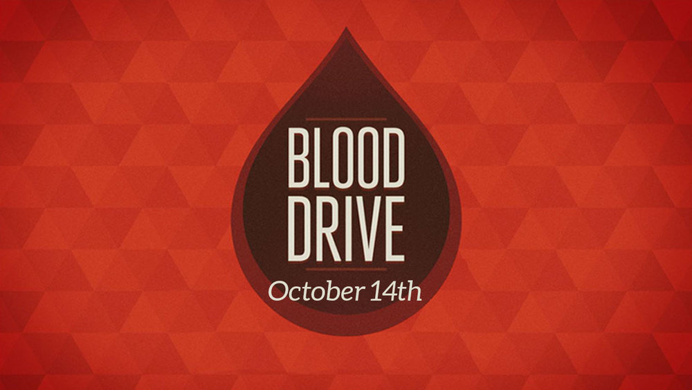 Sunset Church of Christ Blood Drive