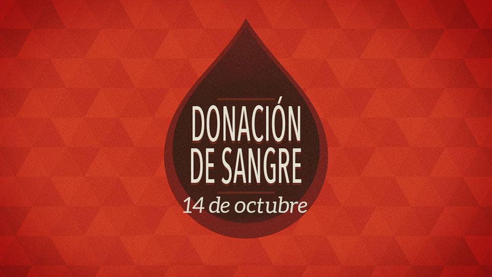 Iglesia de Cristo en Sunset: Donación de sangre