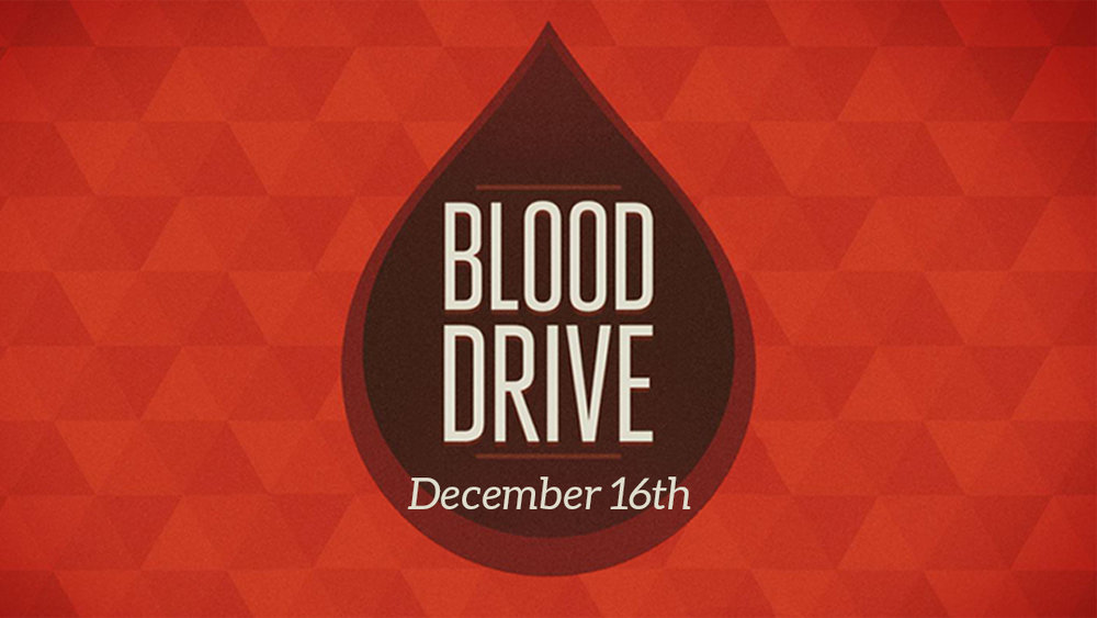 Sunset Church of Christ: Blood Drive