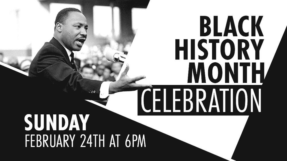 Sunset Church of Christ Black History Month Celebration