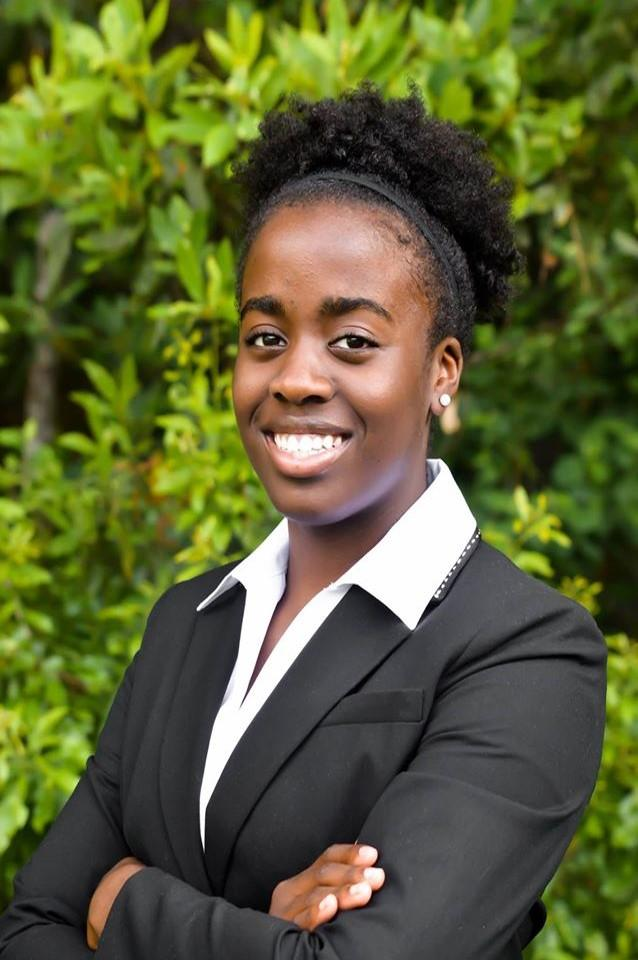 Ebony Gadson    Where is Ebony Now?  Ebony recently completed her junior year at Spellman College in Atlanta, GA. She is considering becoming an actuary after graduation.  Ebony still returns to work at her Bluffton Boys & Girls Club during summer and other breaks from college.  _____________________     2015 South Carolina Youth of the Year    2015 Lowcountry Youth of the Year    2015 Bluffton Youth of    the Year    2014 Lowcountry Youth of the Year    2014 Bluffton Youth of    the Year