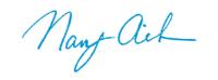 Nancy Aiken   Club Parent Since 2016