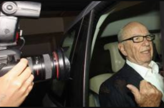 Rupert Murdoch  II Photo by Oli Scarff/Getty Images
