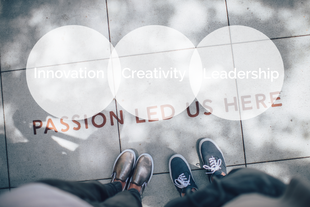 Inbound marketing passion creativity leadership