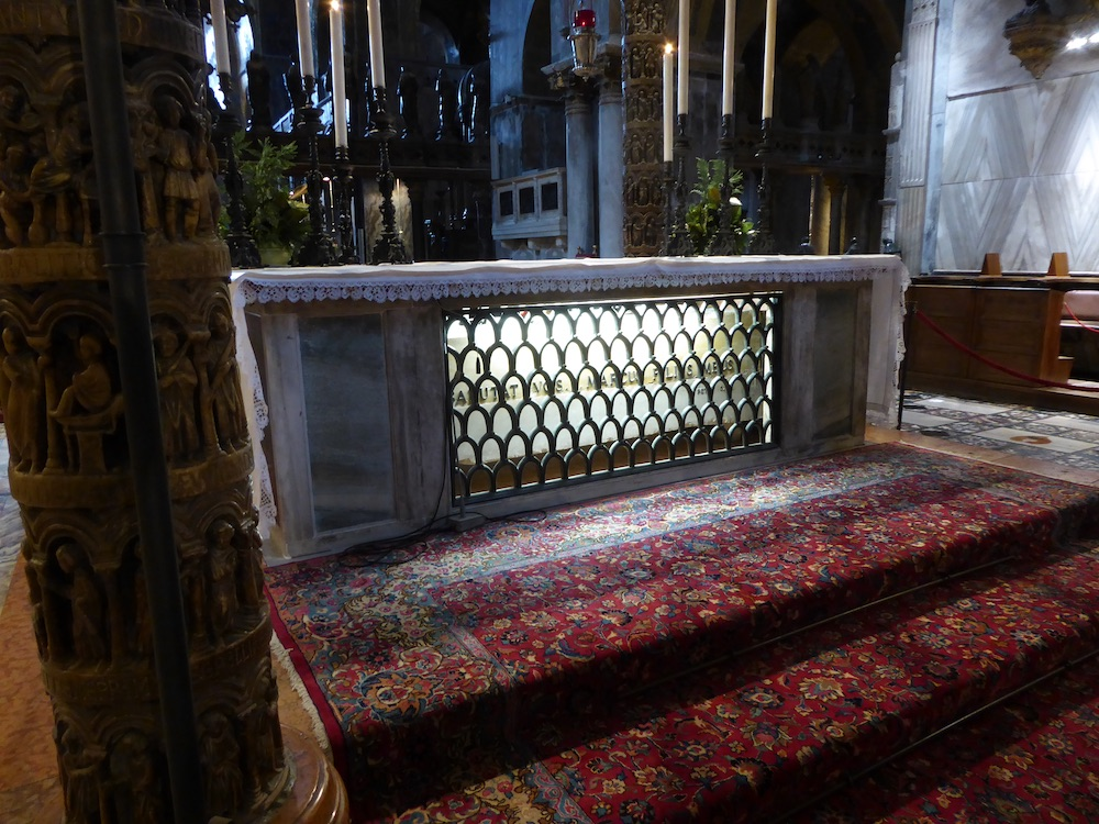 Tomb of St. Mark