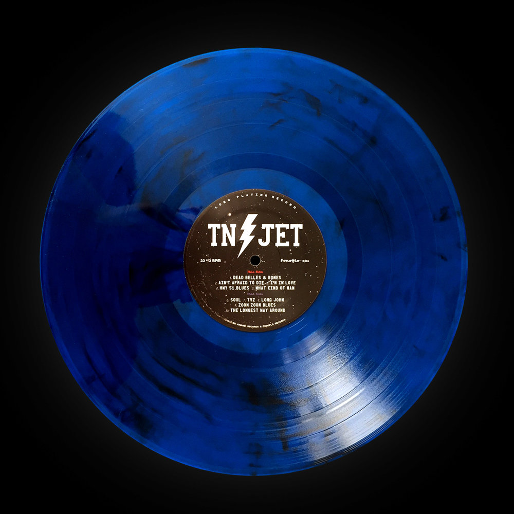 "Tennessee Jet (Self-titled) ""Blue Moon"""