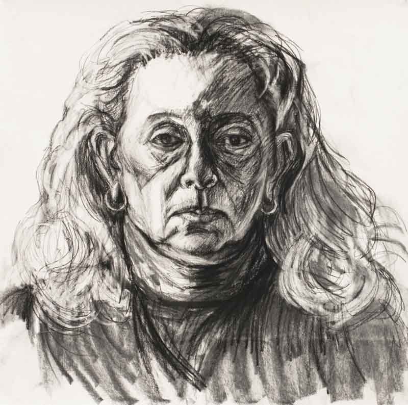 Self Portrait at 60