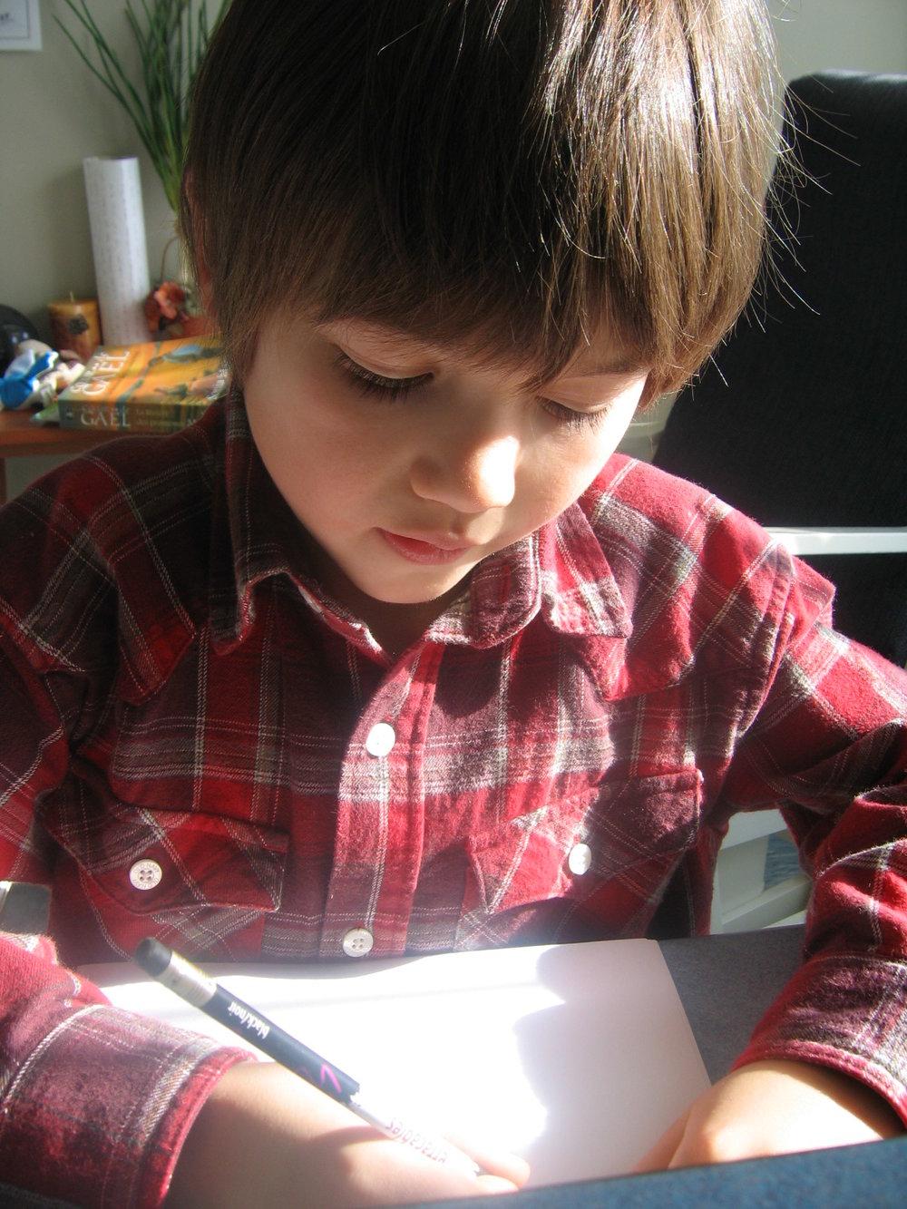 Benjamin en 2006