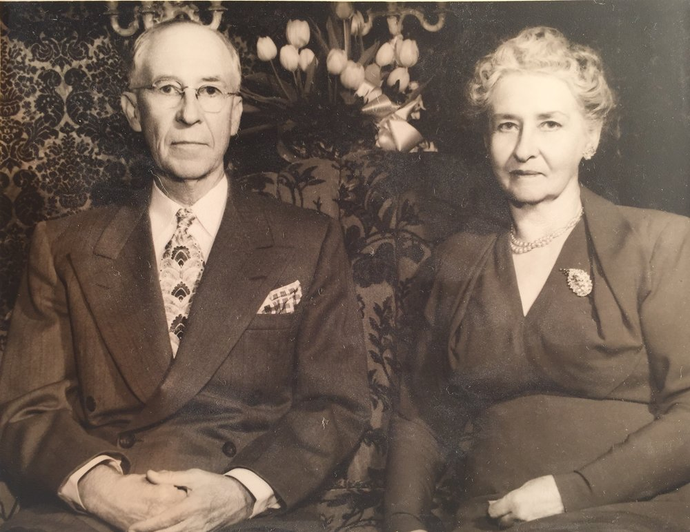 WG and Shirley Swenson
