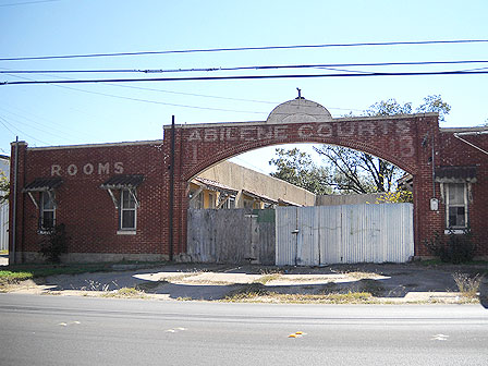 Abilene Courts