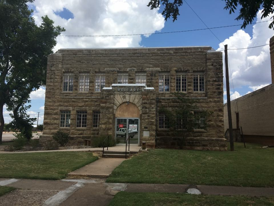 Welfare Building 317 Pecan Street