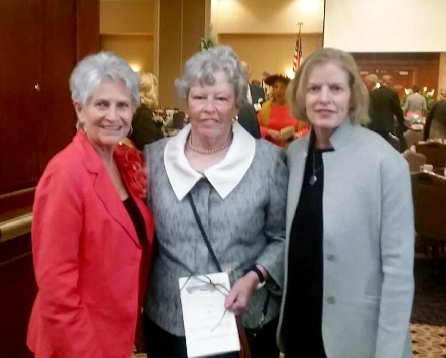 2017 Janet Payne, Sue Stubbeman & daughter Susan Marcus