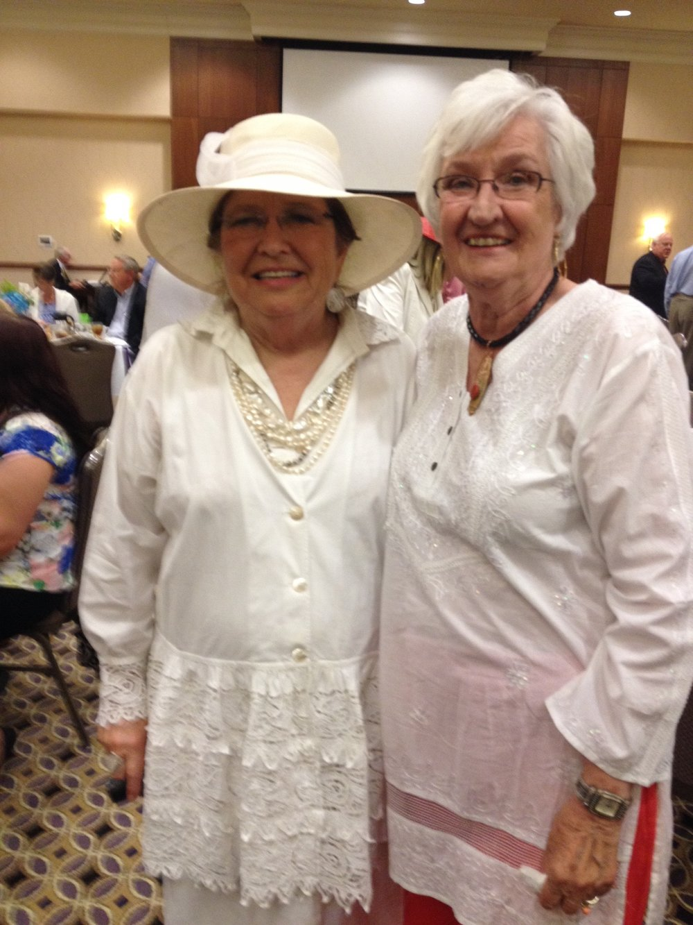 2015 Donna Albus & Betty Mabry