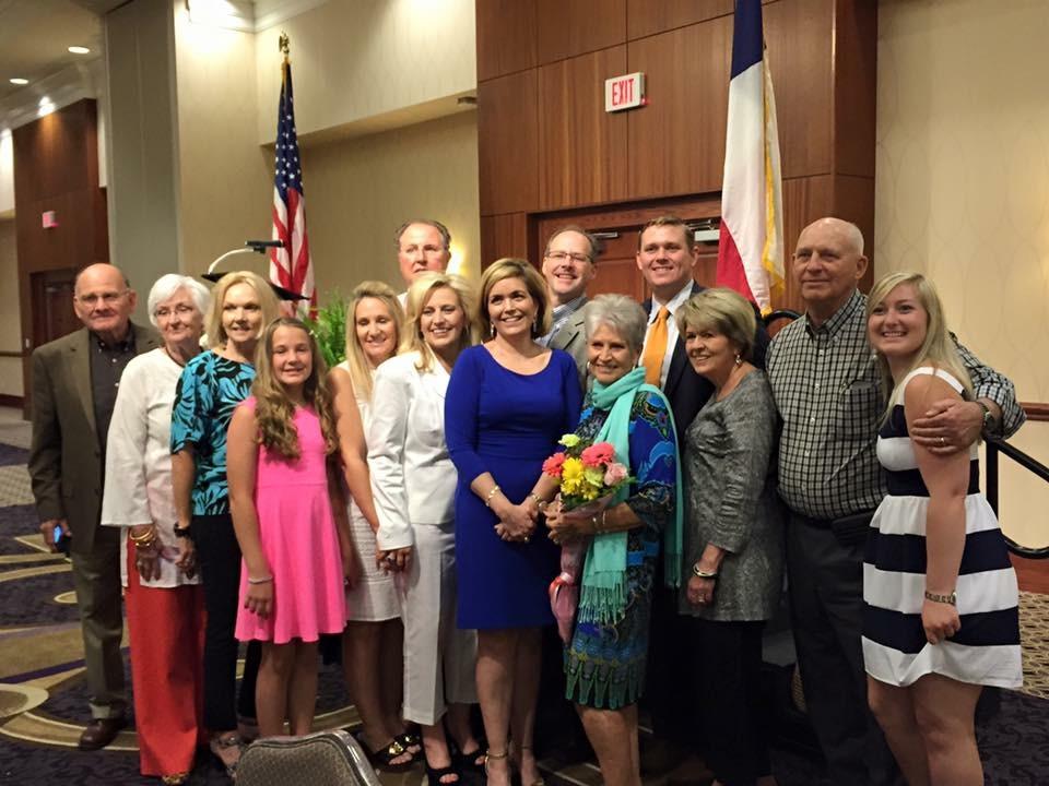 2015 Janet Payne & Family