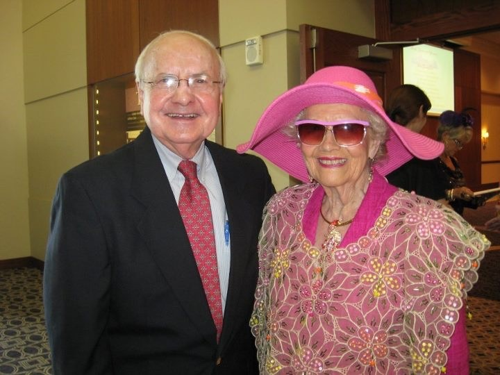 2012 Bob Hunter & Honoree Roy Helen Ackers