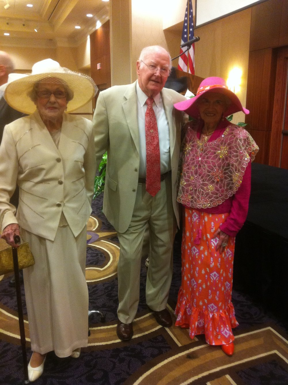 2012 Reba & JL Smith with Roy Helen Ackers