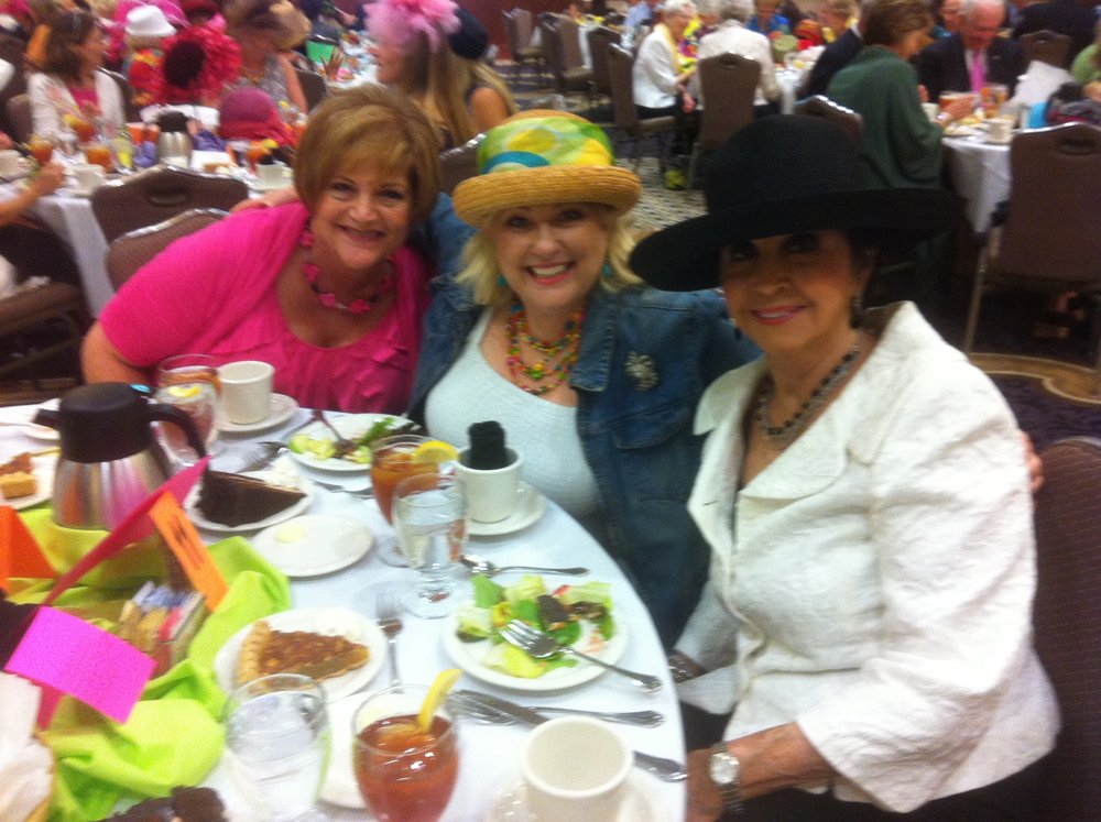 2012 Diana Hartman, Frann Smith & Gwenda Berry